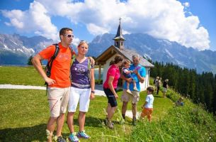 Family holidays in the Hochkönig region