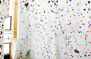 Indoor climbing Saalfelden