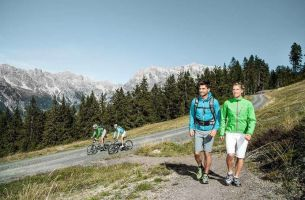 Bike & hike in the Hochkönig region